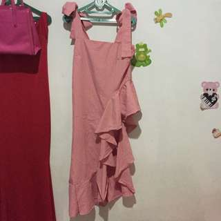 Bkk Ribbon Dress