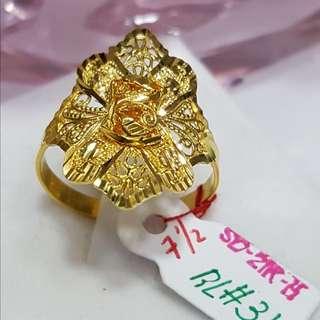 Saudi Gold Items 21k