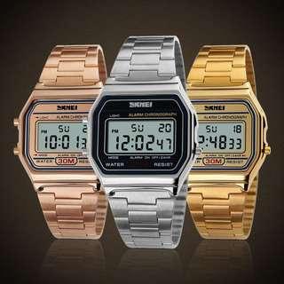 Jam tangan SKMEI 1123 original