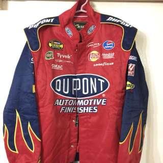 Dupont Car Racing Jacket
