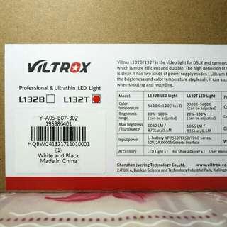 Viltrox LED Ultrathin Video Light  L132T