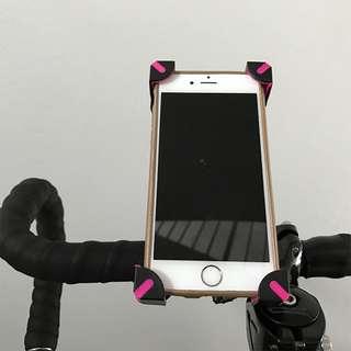 Universal Phone Holder - Corner Grip Pink 01 Mar 18