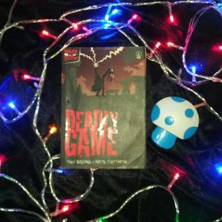 Buku Deadly Game #UNIS2018