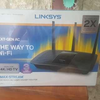 Linksys Max-Stream AC1900 Gigabit Router