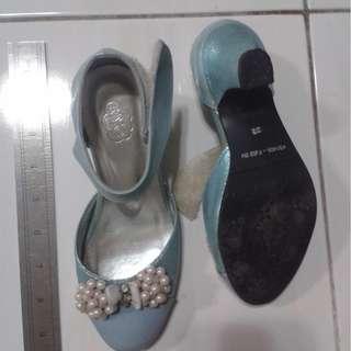 kids girls shoes kasut budak size 32 age 7 tahun