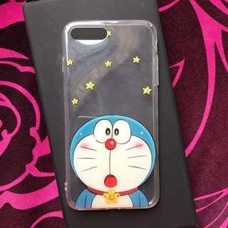 Iphone 7 plus 叮噹 哆啦A夢 Doraemon 手機殼 軟殼 case