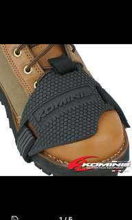 In Stock Komine Motorcycle Shifter Boot Shoe Protector Japan