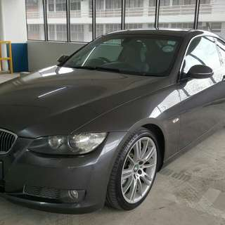 BMW 335! TWIN TURBO COUPE SINROOF 2008
