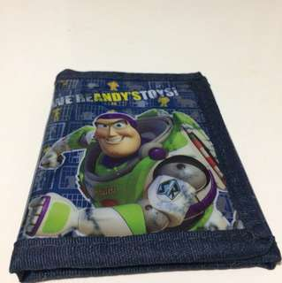 Toy Story Wallet