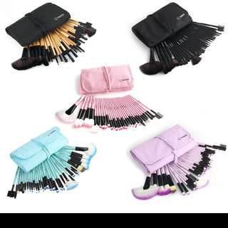 Po Makeup Brush Set