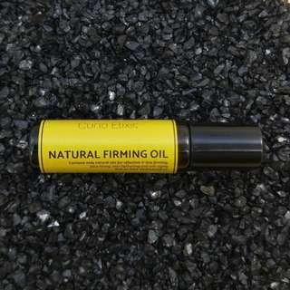 Curio Elixir Natural Firming Oil