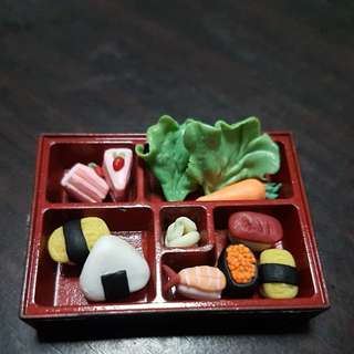 miniature bento set