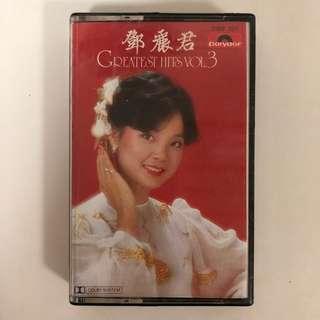 1982 Teresa Teng Cassettes Tape