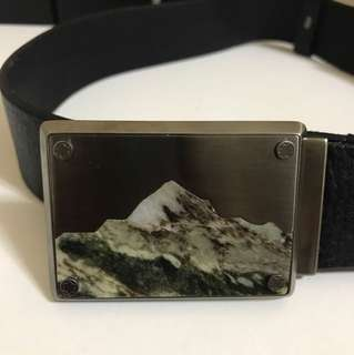Authentic Mont Blanc Men's Belt