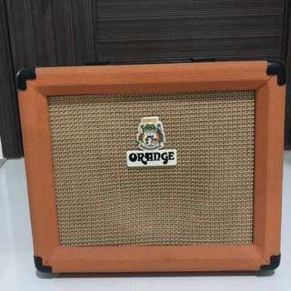 Orange Guitar Amplifier Crush 15R