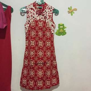 Shanghai Batik Dress