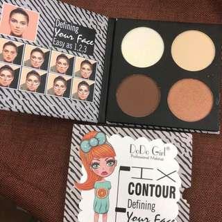 Do Do Girl Face Contour Powder Kit