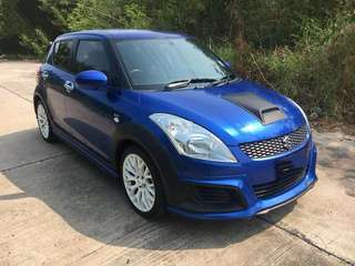 Suzuki Swift 1.25