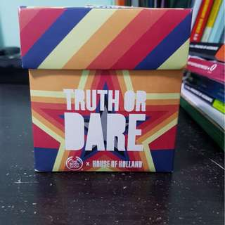 House Of Holland X The body shop limited edition truth or dare