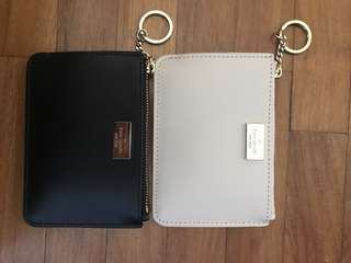 BN Kate spade bitsy (black and nude)