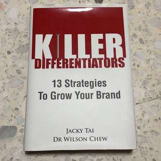 Killer Differentiators