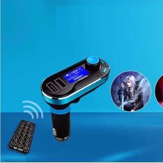 Phone to Car Radio / Speakers MP3 FM Transmitter!
