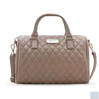 Brand new in-stock Mango sling and hand bag
