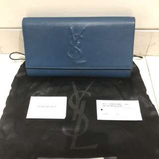 Yves Saint Lauren (YSL) clutch