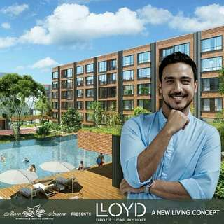 First Low Rise Apartment at Alam Sutera