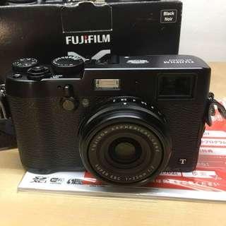 Fujifilm Fuji X100T