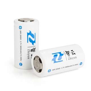 Zhiyun 26500 3600mAh Li-ion Batteries for Zhiyun Crane V2, Crane M.