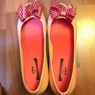 Pink Jelly shoe