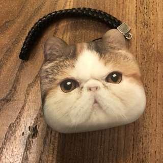貓貓充電寶