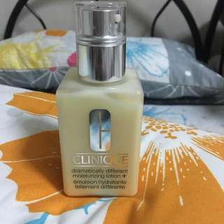 Authentic Clinique Moisturizer for Very dry to Dry skin
