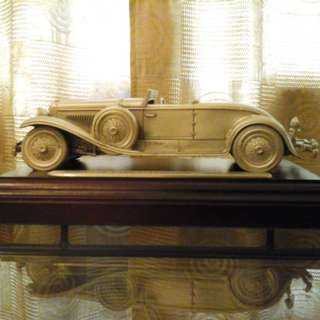Royal selangor pewter figure car