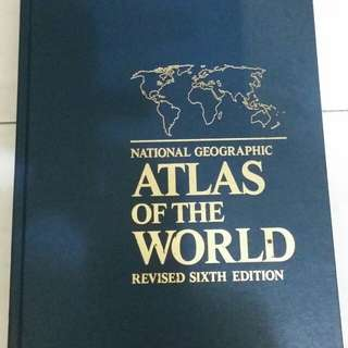 WORLD MAP  (HARD COVER)