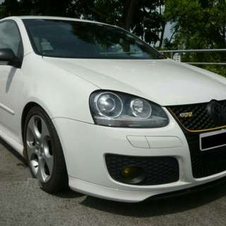 VW GOLF GTi 3DR 2.0(A) TURBO 2008