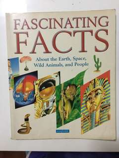 Fascinating Facts about the Earth Space wild animals and people