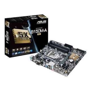 B150A/m.2 for 6th Gen Intel CPU