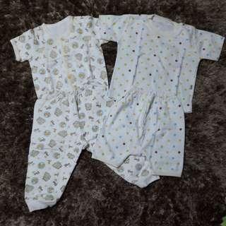Baju baby 2 set