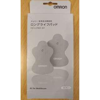 原裝 OMRON HV-LLPAD-GY 低周波治療器用貼 (日本製造)
