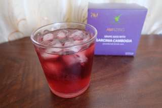 AMazing Garcinia Cambogia Weight Loss Grape Juice