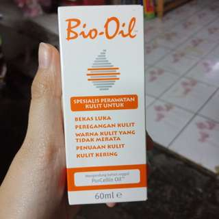 Bio Oil 60ml (ORIGINAL)