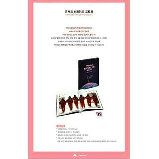 APINK - PINK SPACE 2018 BEHIND BOOK