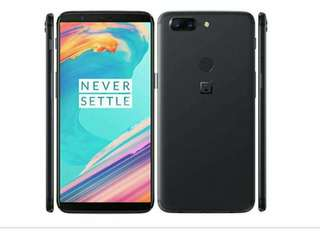 ONEPLUS 5T (8G RAM 128G ROM) BLACK INTERNATIONAL VERSION, PARALLEL IMPORT