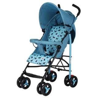 Sweet Cherry LD399Q Sparky Stroller (Blue)