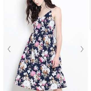 Shopsassydream Juna Floral Dress