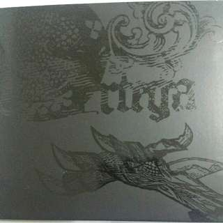 Music CD (Metal): Ortega  ‎– 1634 - Doom Metal, Sludge Metal