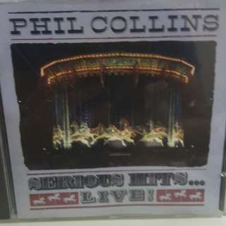 Cd English Phil Collins