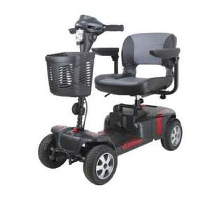 Phoenix HD 4-wheeled Portable Mobility Scooter